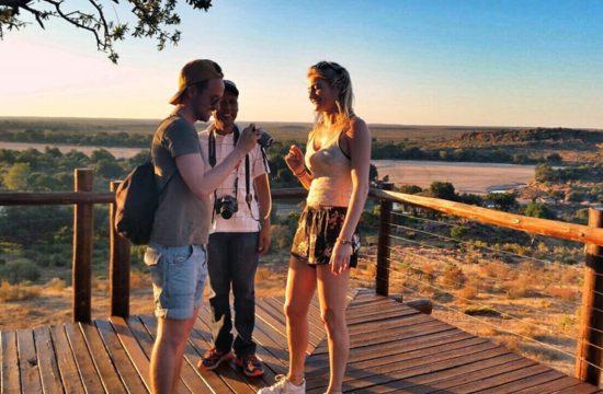 Zuid-Afrika, Limpopo: Mapungubwe National Park