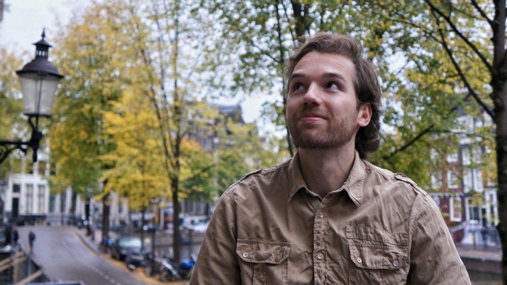 Jasper Frederiks - Getawat Tracvel