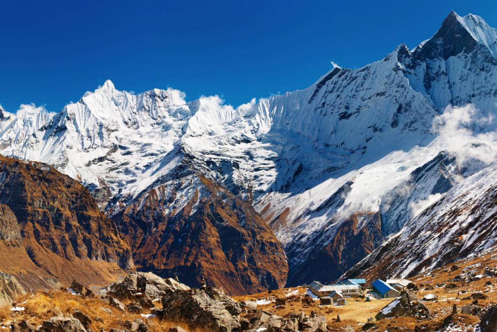Rondreis Nepal. Azië